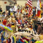 Pow Wow de la tribu Seminole à Hollywood