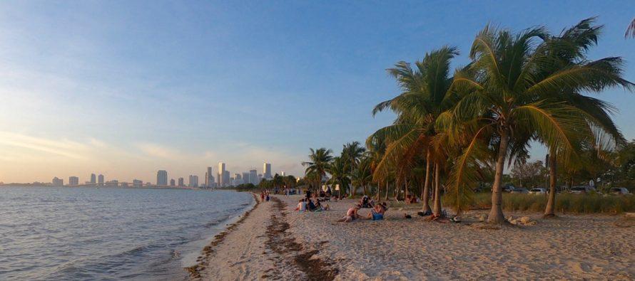 Virginia Key, une île de loisirs dans la baie de Miami