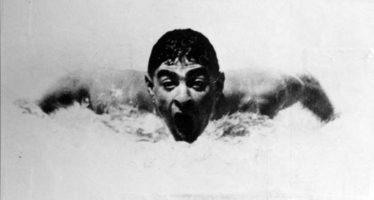 Alfred Nakache va entrer au Swimming Hall of Fame de Fort Lauderdale