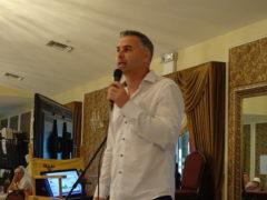 Patrick Beaulé présentait en Floride ses services immobiliers au Québec :  les photos