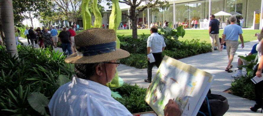 Le Norton Museum de West Palm Beach devient le plus grand musée d'art de Floride : nos photos