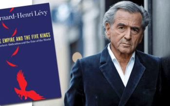 Conférence de Bernard-Henri Lévy ce dimanche à Miami (complet)