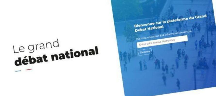 Miami : Jacques Brion appelle les Français à une réunion «Grand Débat National»