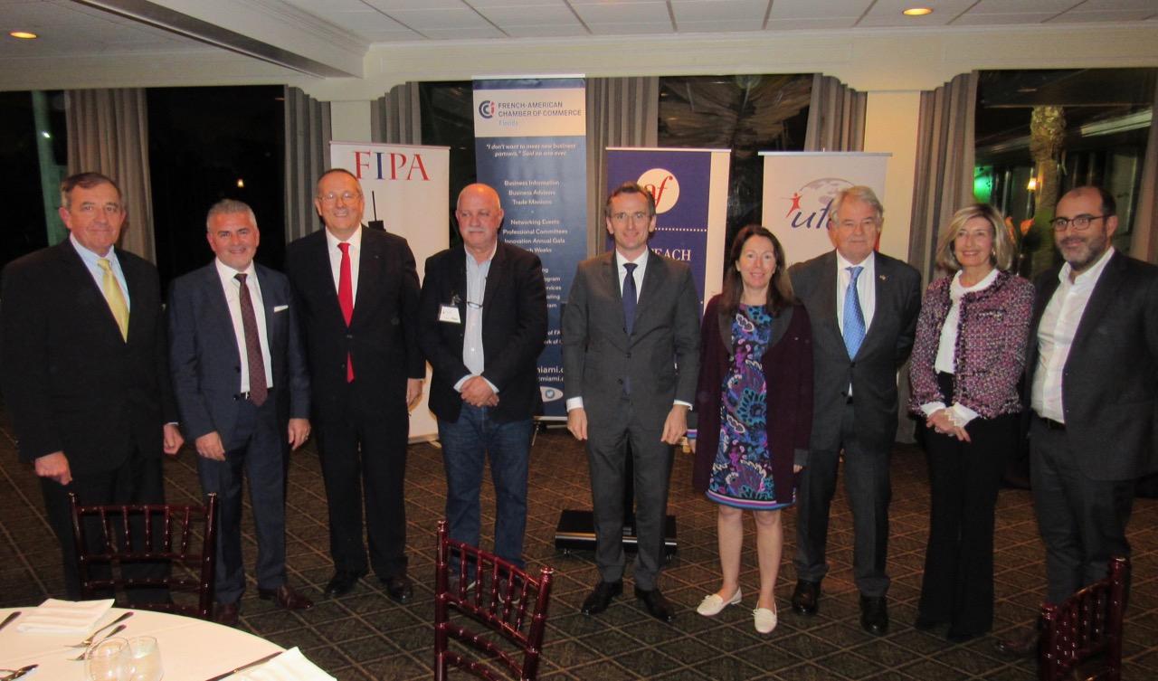 Photo of Soirée des associations françaises de Miami : les photos !