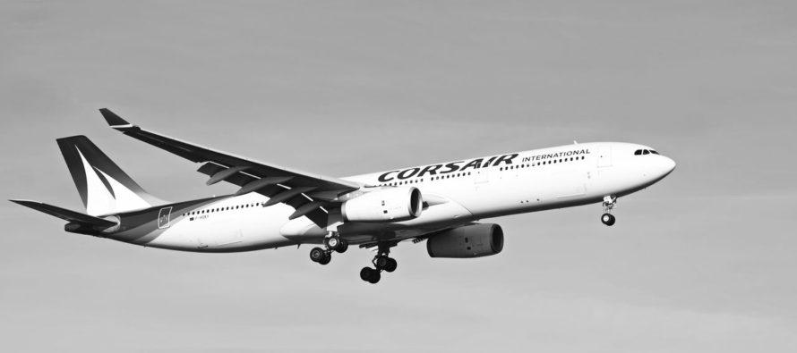 Les avions de Corsair vont relier Paris et Miami