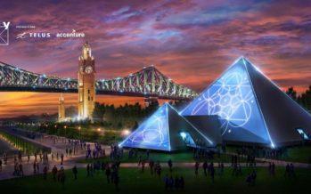Guy Laliberté va présenter sa pyramide PY1 à Montréal puis à Miami