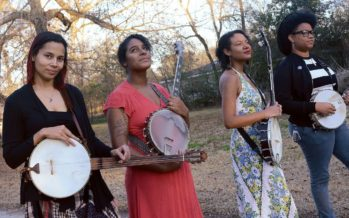 Musique américaine : Songs of our Native Daughters
