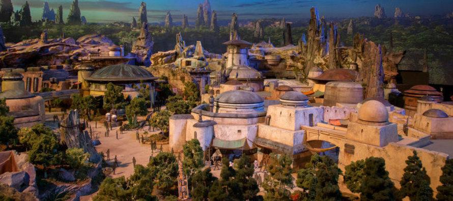 Star Wars Land à Disneyland Orlando : une nouveau ère pour les parcs d'attractions
