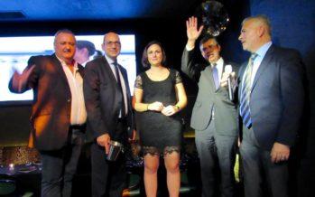 Les photos  du cocktail FACC pour le lancement de la ligne Corsair entre Paris et Miami
