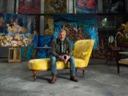Geff Strik : un peintre français de plus en plus apprécié à St Petersburg