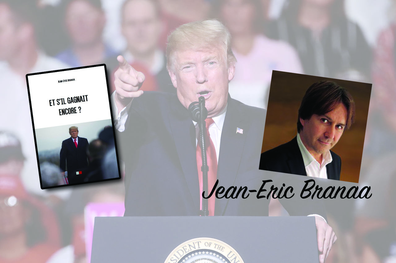 Photo of Donald Trump va-t-il être réélu en 2020 ? Interview de Jean-Eric Branaa qui avait prévu sa précédente victoire