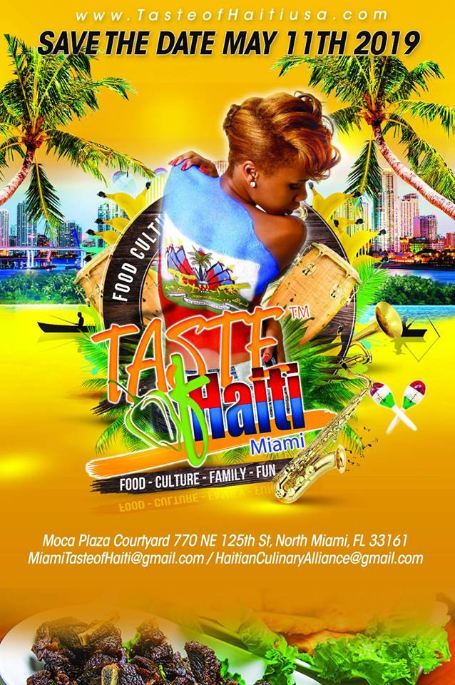 taste of Haïti Miami 2019