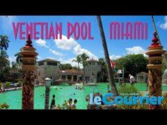 Vidéo : Découvrez la piscine vénitienne de Coral Gables (Miami)