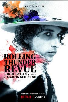 Rolling Thunder Revue de Bob Dylan