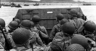 Célébration du 6 juin 1944 à Naples (Floride) en présence du consul de France