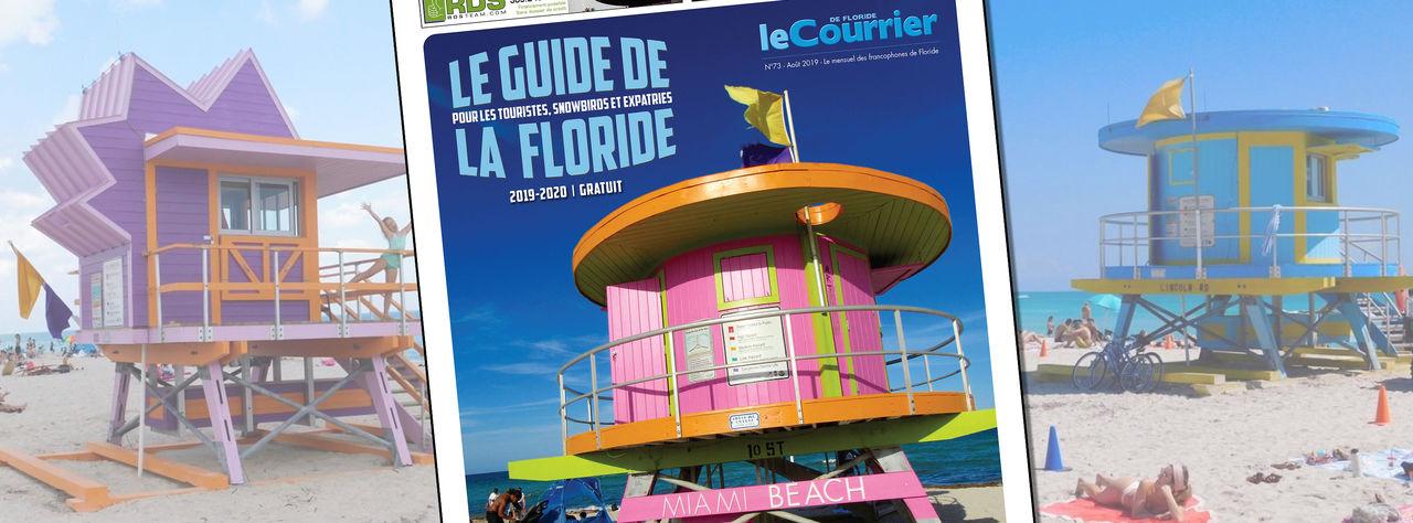 Photo of Le Guide de la Floride 2019-2020 est sorti !