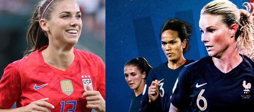 Où voir le match choc France-USA de football à Miami, Palm Beach et Orlando (coupe du monde de soccer féminin)