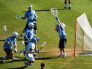 La Crosse ce sport «exotique» expliqué aux Français (appelé «Lacrosse» chez les anglophones)