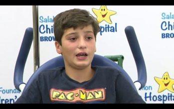 Un Canadien de 11 ans mordu par un requin à Fort Lauderdale (Floride)