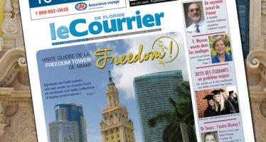 Le Courrier de Floride de Septembre 2019 est sorti !