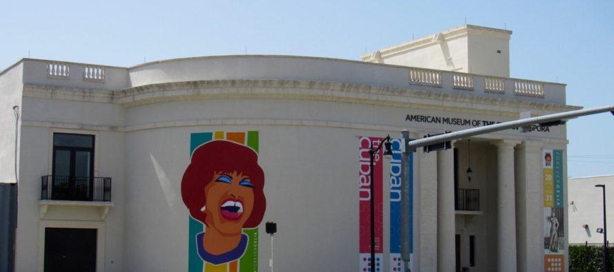 Miami : expo Celia Cruz au American Museum of the Cuban Diaspora