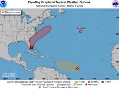 Une formation cyclonique pourrait toucher la Floride dans les prochaines heures