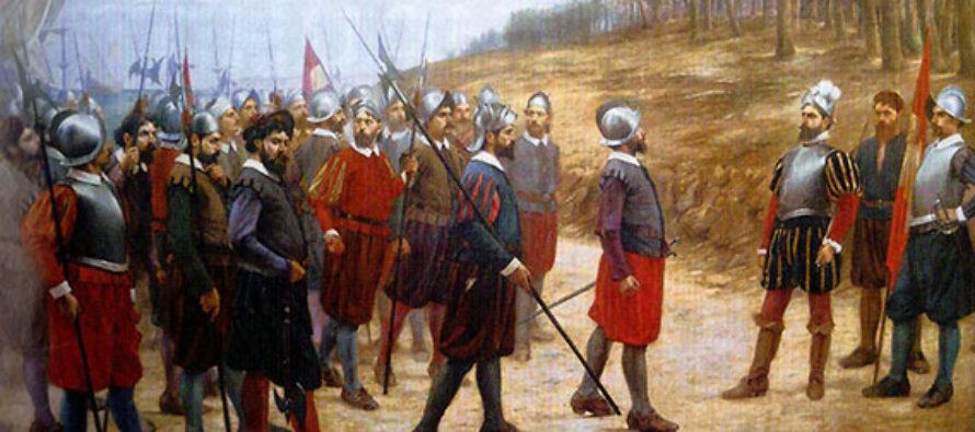 Conseil de Guerre (suite de notre roman historique «Terre d'Espérance» sur l'arrivée des Français en Floride)