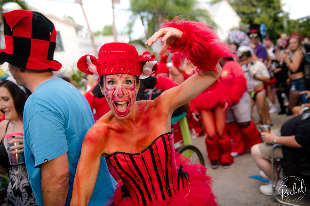 Photo of 40e Fantasy Fest de Key West : ça va être sau-va-ge !