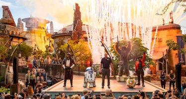DisneyWorld : le Star Wars Land «Galaxy's Edge» est ouvert